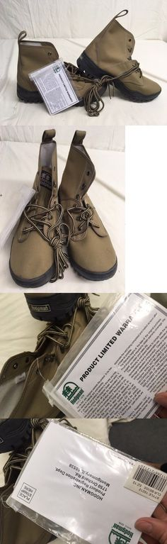 Boots and Shoes 179980: Mens Hodgman Canvas Fly Fishing Hiking Wading Wade Boots Size 12 -> BUY IT NOW ONLY: $38 on eBay!