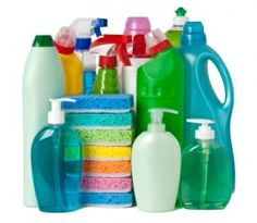 Day 5: Inventory Cleaning Products