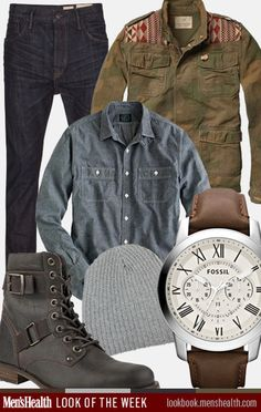 Could you rock this neutral style? Shirt: J. Crew Jacket: Scotch and Soda Watch: Fossil Boots: Steve Madden Jeans: All Saints Hat: American ...
