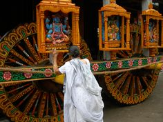 literally the land of Chariots #Orissa #india