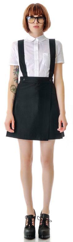 L'ecole des Femmes St. Trinian's School Girl Pleated Skirt | Dolls Kill