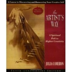 The Artists Way is the seminal book about how to reintegrate the creative process in every day life, find meaning and self confidence through fulfilling our creative calling. A powerfully provocative and inspiring guide to living the artists life. creative-process