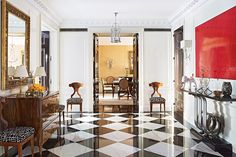 Marshall Watson Wants His Rooms to Tell a Story — 1stdibs Introspective