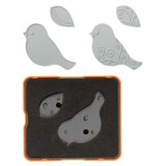 Fuse Medium Design Set-Bird