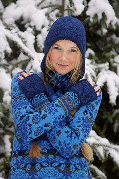 NORWAY: Oleana, Norwegian sweaters. I have 3 sweaters and love them.