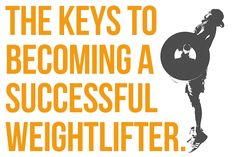 FLIGHT Olympic Weightlifting Training Part 1: The Keys to Becoming a Successful Weightlifter