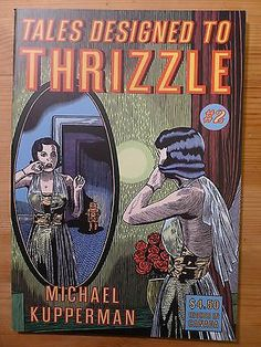 Comic Tales Designed to Thrizzle 2 2006 Fantagraphics VF NM | eBay