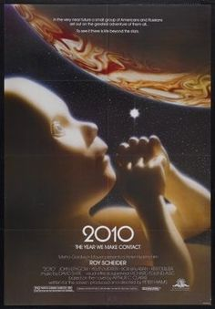 2010 (1984) movie #poster, #tshirt, #mousepad, #movieposters2