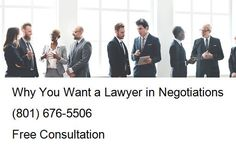 Why You Want a Lawyer in Negotiations