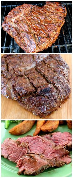 How to Grill and marinate the perfect steak