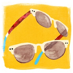 """Solidarity. 12 Days of Giving, Day 2: Limited Edition TOMS Eyewear frames. There are only 100 & each is numbered and inscribed with """"give joy!"""" // The 2nd of la imited edition collection, introduced piece-by-piece each day until December 14th! // www.TOMS.com/12Days"""