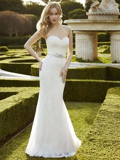 Check out the fabulous new collection by Enzoani - Indore