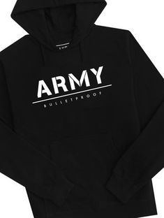 ARMY Bold Hoodie