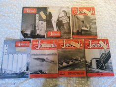 7-GRAIN & FEED JOURNALS 1959 MAGAZINE GRIST MILLING INDUSTRY ADS FARMING ADS #GRAINANDFEEDJOURNALS