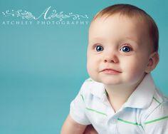 Baby Shoot: 8 mon boy
