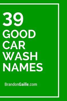Car Wash TriFold Brochure  Car Wash Menu And Tri Fold Brochure