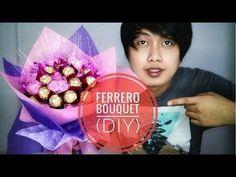 Ferrero Rocher Bouquet |DIY How to make Chocolate Bouquet | Ferrero Rocher Bouquet | - YouTube