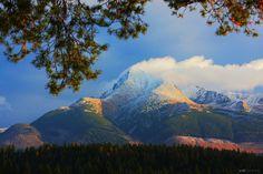Kriváň II Mountain Photos, Mount Rainier, Mountains, Nature, Travel, Art, Scenery, Art Background, Naturaleza