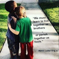 #Repost @jamienotis ・・・ His words still ring true today and they're so necessary for us *all* to hear.  #cometogether #nohate #love #inspiration #MLK #martinlutherking