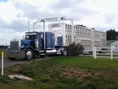 People's Trucking.  Dalhart Texas.  Done right!!