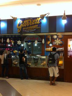Garrett's Popcorn, Chicago...best cheese popcorn on the planet!