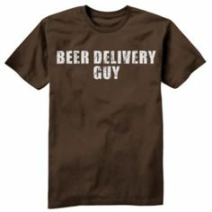 "Jester ""Beer Delivery Guy"" Tee - Big & Tall"