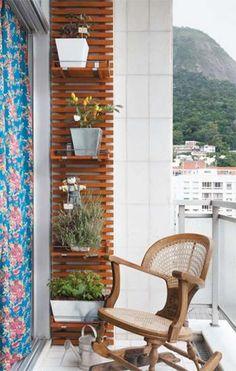 10 projetos de varandas que fizeram sucesso no Pinterest em 2015 - Casa