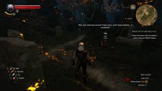 That's the first time someone has actually commented on my armour. Good to know he can actually see that btw. #TheWitcher3 #PS4 #WILDHUNT #PS4share #games #gaming #TheWitcher #TheWitcher3WildHunt