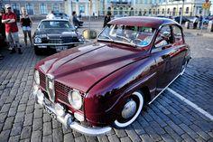 https://flic.kr/p/wMHzjb | Saab 96 | Saab 96 (1965). Set: Cars, trucks (Helsinki, Finland)