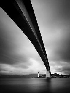 Skye Bridge on the Isle of Skye, Scotland • Nina Papiorek / in Letters from Wishing Rock