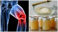 La gelatina es un producto con muchos beneficios para la salud de las articulaciones. Te compartimos varios remedios para aprovecharla.