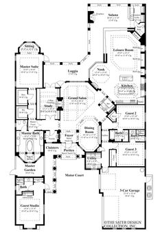 House Plans on the Drawing Board - Home Plan #1349 -... | Pinterest ...