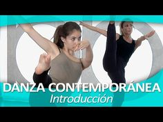 DANZA CONTEMPORÁNEA 4. Estiramientos - YouTube