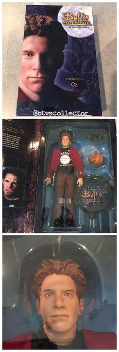 "Sideshow Collectibles (1:6 Scale) 12"" Buffy the Vampire Slayer Figure - Oz. #btvscollector #btvs #buffy #buffythevampireslayer"
