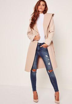 Bildergebnis für duster mantel Kleider Machen Leute, Rosafarbener Wollmantel,  Wollmäntel, Oversized Mantel, bb3c78d38d