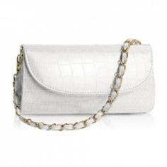 Trendy women s clutch with chain crocodile  ad Euro 11.14 in #Sammydress #Cheap clutches bags