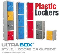 Buy probe ultrabox plastic lockers with new range of plastic water resistant and waterproof lockers from probe lockers. Plastic Lockers, Post Box, Locker Storage, Indoor Outdoor, Rain, Water, Garden, Image, Collection