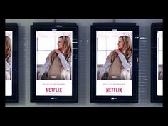 GIFS are making a comeback, with Netflix forming over 100 GIFs to display on interactive advertising boards in Paris. GIF displays are tailored depending on current events or the weather! Experiential Marketing, Guerilla Marketing, Content Marketing, Netflix, Gifs, Digital Campaign, Great Ads, Communication, Digital Signage