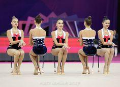 Group Ukraine, junior, European Championships 2017