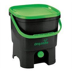 Bokashi composteer keukenemmer Bokashi