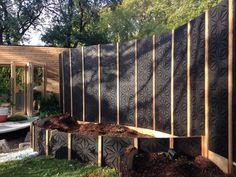 Connollys Timber Flooring and Decking Melbourne | Out Deco Garden Screens Image Gallery