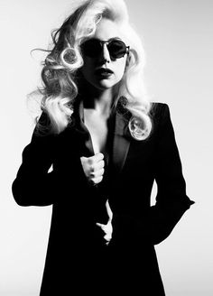 Lady Gaga-I may not listen to her music much or enjoy her wasteful bacon habits but I admire Gaga for being bold!