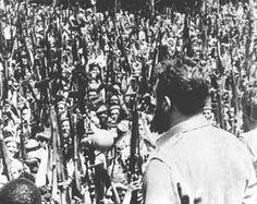 La derrota de la invasión mercenaria en Playa Girón, junto con otros momentos claves en la defensa de la Revolución, contó siempre con la presencia del líder cubano al frente de su pueblo..