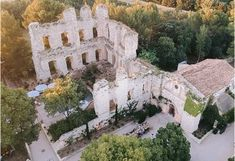 South of France wedding at Chateau De Grimaldi. Beautiful century castle in Provence. Dream destination wedding locaiton in the south of France. Wedding List, Wedding Weekend, Wedding Vendors, Destination Wedding, Dream Weekend, French Wedding Style, South Of France, Aerial View, Provence