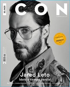 Jared Leto covers the June 2016 issue of Icon El País in Gucci.