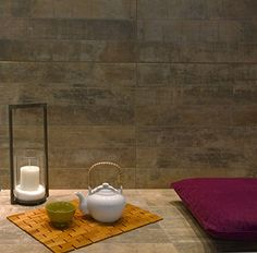 cerámica alberdi madera patinada