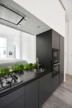 Located at the raised ground floor of a late XIX century Edwardian terrace building, the project for the Nevern Square Apartment has been conceived to turn a 69 sqm (and 5-windows only) self-contained flat, unmodernised and very fragmented as result of a poor 1970's conversion, into a comfortable and fully equipped apartment, plenty of innovations and specifically designed to suit the needs of a young family.  The Design concept is based on a contemporary reinterpretation of the typical…