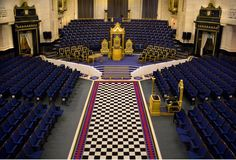 Grand Temple, Freemason's Hall, London
