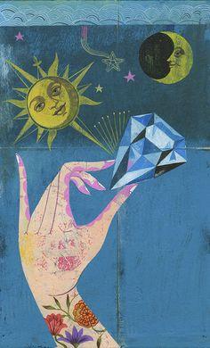 Uhren Spezial | Olaf Hajek #illustration | GALA Magazine