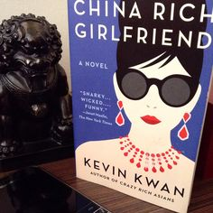 A rip-roaring #read and satirically funny #sequel to the first #book 📖 think Dynasty meets The Royals & Gossip Girl China-style😆 Hope there's a 3rd book too! 💃🏼💃🏼#goodread #weekend #booksworthreading #readlist